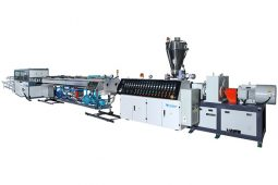 pipe-extrusion-line