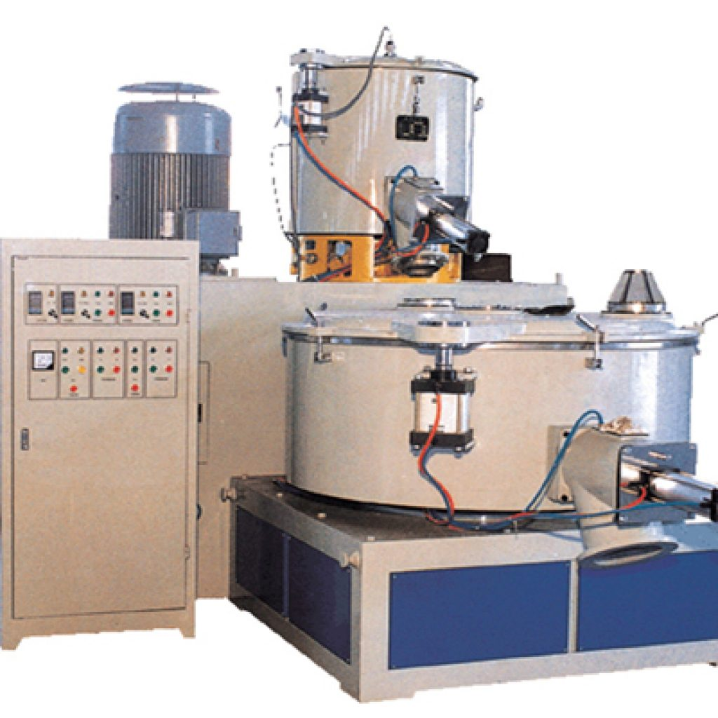 pvc-compounding-mixer